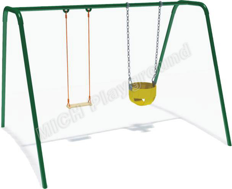 Good Quality Children Outdoor Swing 1114D