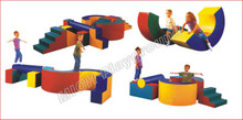 Children soft play sponge mat playground 1093B