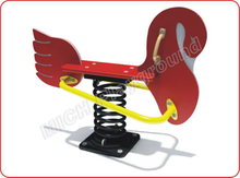 Plastic spring rocking horse 1130A