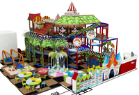 popular soft playground for kids with electric play 7021A