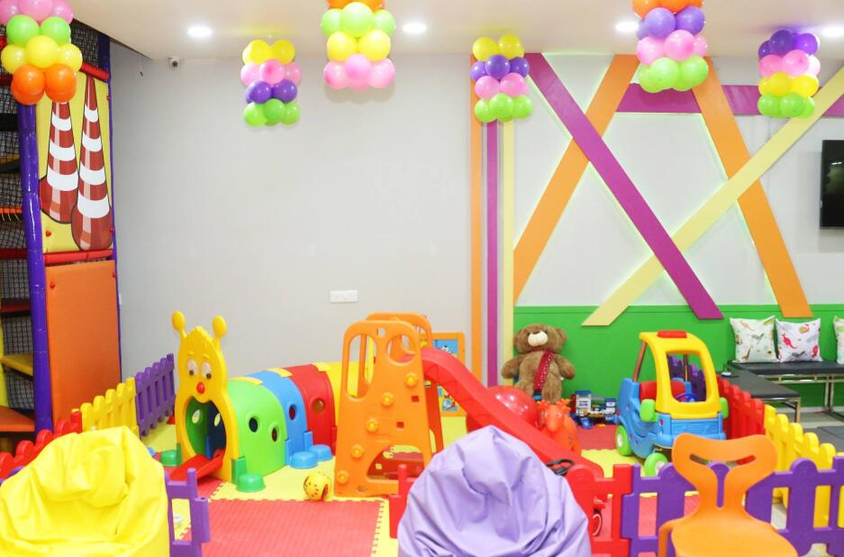 Indooe toddler area