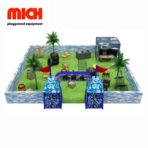 CS Theme Indoor Playground for Kids