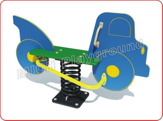 Pickup Trucks Animated Spring Rocking Horse