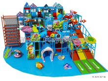 Funny hot sale Kids Indoor Playground Equipment