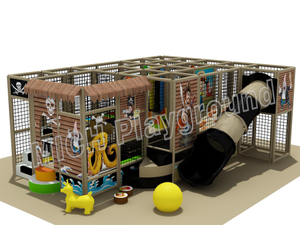 Hot Sale Indoor Amusement Soft Playground for Children 6608B