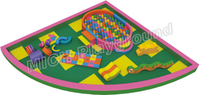 Children soft play sponge mat playground 1102C