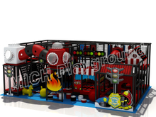 Mich Funny Indoor Amusement Playground 6621A
