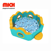 Mich Indoor Soft Round Ball Pit Set for Kids