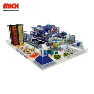 Mich Commercial Kids Indoor Soft Play Center