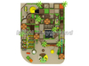 Custom Jungle Themed Kids Indoor Play Area Business