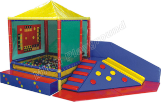 Indoor kindergarten soft play toys 1091C