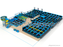 MICH Indoor Trampoline Park Design for Amusement 3503A
