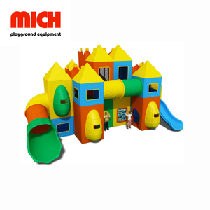 Anti UV Children Outdoor Playset