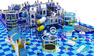 Commercial Kids Indoor Playground Equipment Manufacturer