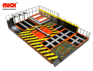 Gravity Indoor Kids Adults Trampoline Park For Sale