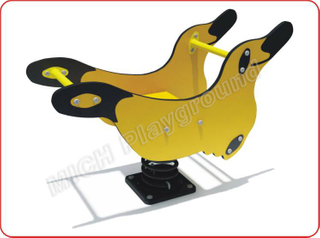 Platypus Animated Outdoor Spring Rocking Horse for Sale