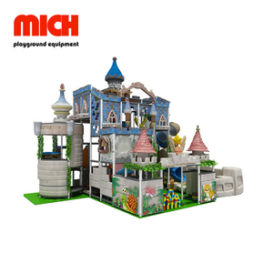Big Fun Castle Theme Kids Soft Indoor Playground