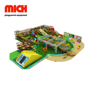 Kids Space Indoor Playground Equipment for Sale