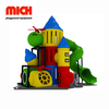 Safe Plastic Indoor Playground for Kids