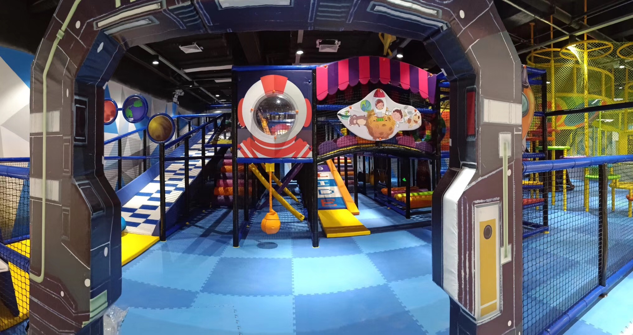What Are the Requirements for Children Indoor Playground Equipment?