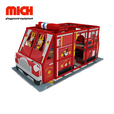 Fire Truck Indoor Playhouse for Toddlers