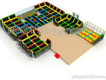 MICH Indoor Trampoline Park Design for Amusement 3514F