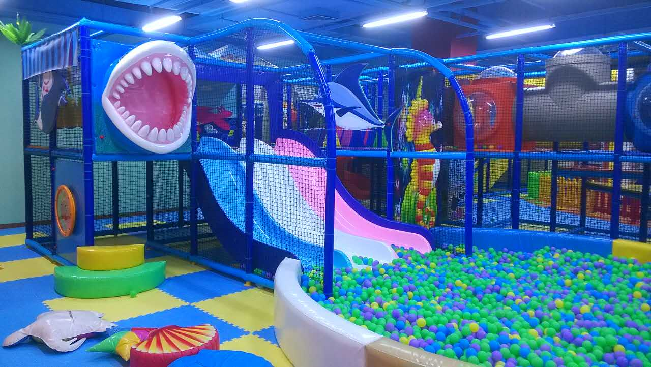 Kids Soft Playground