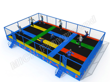 MICH Indoor Trampoline Park Design for Amusement 3067B