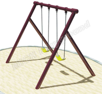 playground equipment outdoor swing 1113C