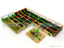 MICH Indoor Trampoline Park Design for Amusement 3507A