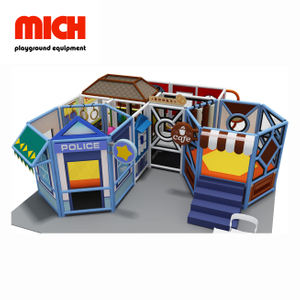 MICH Safe Indoor Soft Mobile Playground for Kids