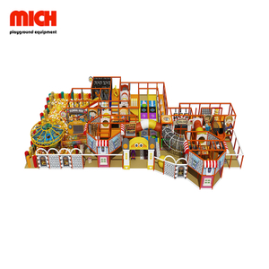 New-arrives Commercial Kids Soft Indoor Playground Facility