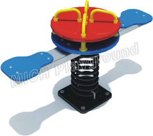 Kids Garden Outdoor Playground Inflatable Seesaw 1123A