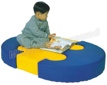 Children soft play sponge mat playground 1095F