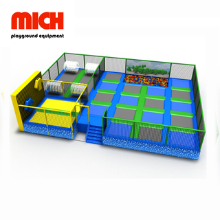 Mich Commercial Indoor Trampoline Park for Sale