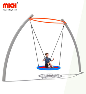 China Manufacturer Kids Adults Outdoor Swing Set