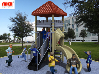 Children Outdoor Small Playground Equipment