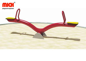 Outdoor Plastic Kids Seesaw Toy for Sale