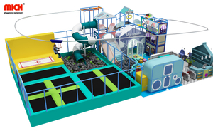 Mich Indoor Playground for Kids Adults