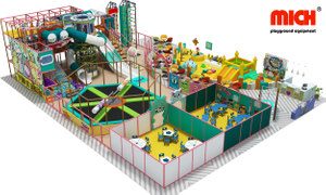 400sqm/ 4300sqft Kids Indoor Play Centre