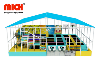 Mich Outdoor Children Adults Trampoline Park for Sale
