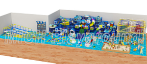 Large Children Indoor Play Centre Equipment for Sale