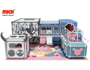 Multifunctional Kids Indoor Playground Equipment for Sale
