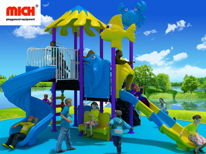 Kids Outdoor Playground Slide for Sale