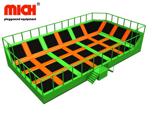 Custom Indoor Trampoline Park China Manufacturer