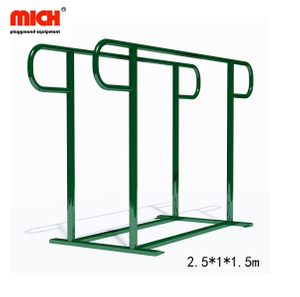 Mich Customized Outdoor Fitness Equipment Parallel Bars for Sale