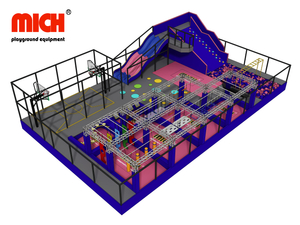 Mich Custom Modern Ninja Warrior Course