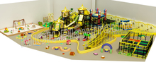 Kids Amusement Soft Indoor Playground 6622B